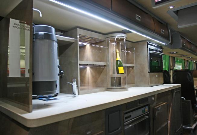 Machine A Cafe Lavazza Pour Autocar